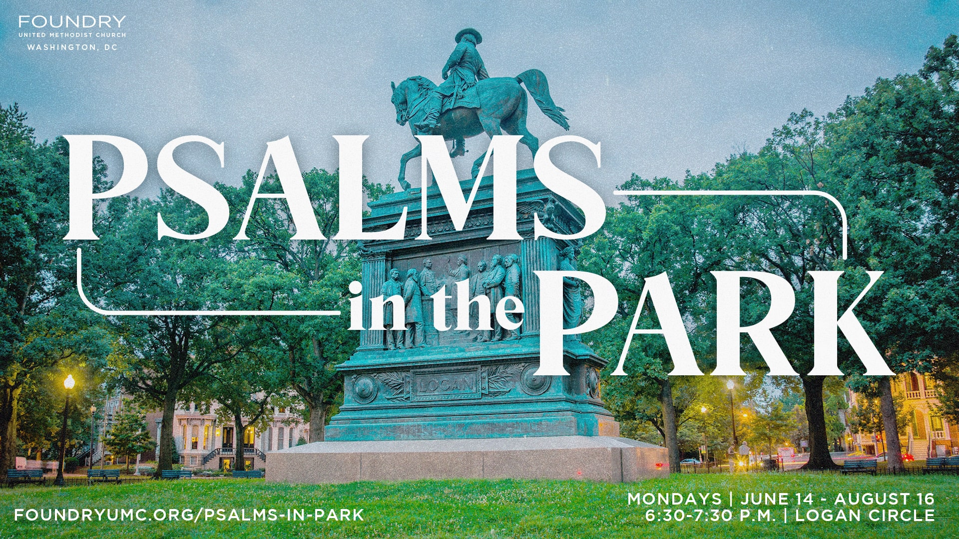 Psalms in the Park: A Bible Study