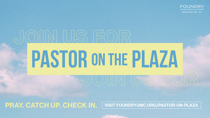 Pastor On The Plaza