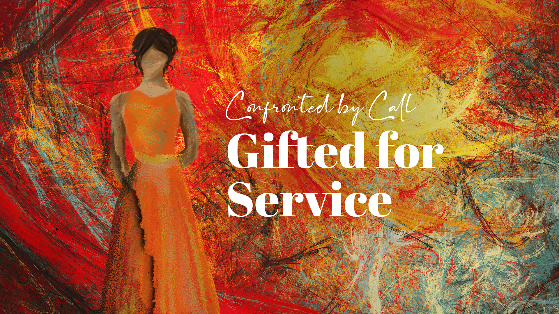 Confronted by Call Gifted for Service